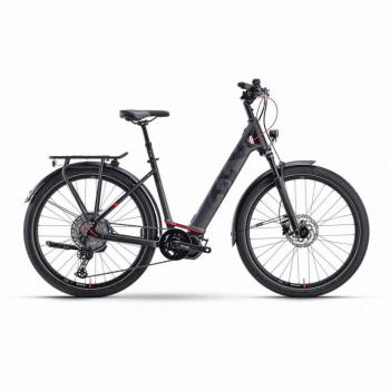 Vélo Electrique Husqvarna Gran Urban 5 Easy Entry Noir/Antracite 2021 (5000003654)