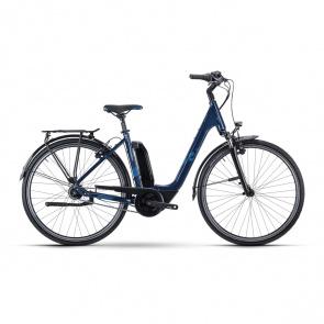 R Raymon Vélo Electrique R Raymon CityRay E 2.0 FW Easy Entry Bleu 2022