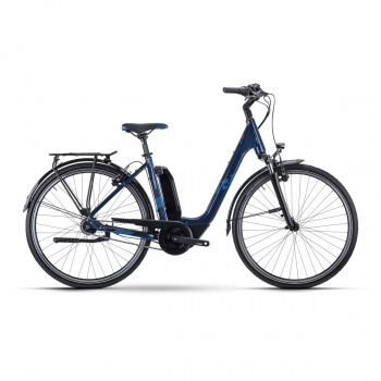 Vélo Electrique R Raymon CityRay E 2.0 FW Easy Entry Bleu 2022 (5500005545)