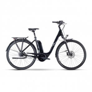 R Raymon Vélo Electrique R Raymon CityRay E 4.0 FW Easy Entry Noir/Gris 2022 (5500006145)
