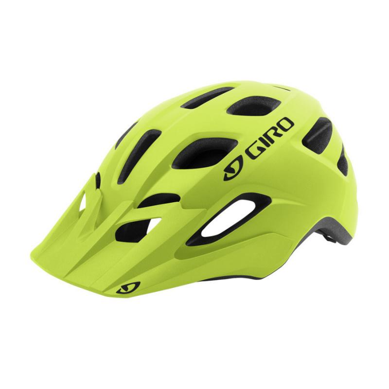 Casque Giro Fixture Mips Citron Vert Mat 2021