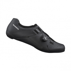 Shimano Course Chaussures Shimano Route RC300 Noir 2021