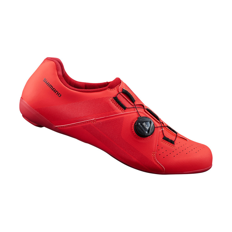 Chaussures Shimano Route RC300 Rouge 2021