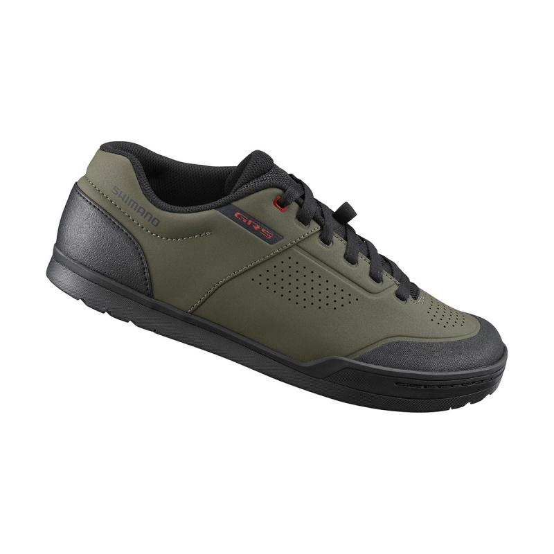 Chaussures Shimano VTT GR501 Olive 2021
