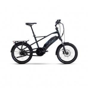 R Raymon Vélo Electrique R Raymon CompactRay E 4.0 Noir/Gris 2021 (5500002300)