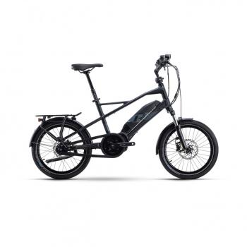 Vélo Electrique R Raymon CompactRay E 4.0 Noir/Gris 2021 (5500002300)