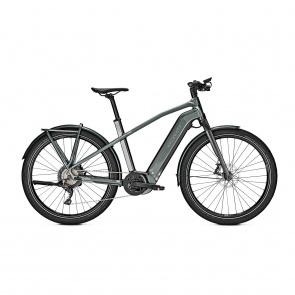Kalkhoff 2021 Vélo Electrique Kalkhoff Endeavour 7.B Pure 625 Noir/Vert 2021 (641529011-3) (641529011)