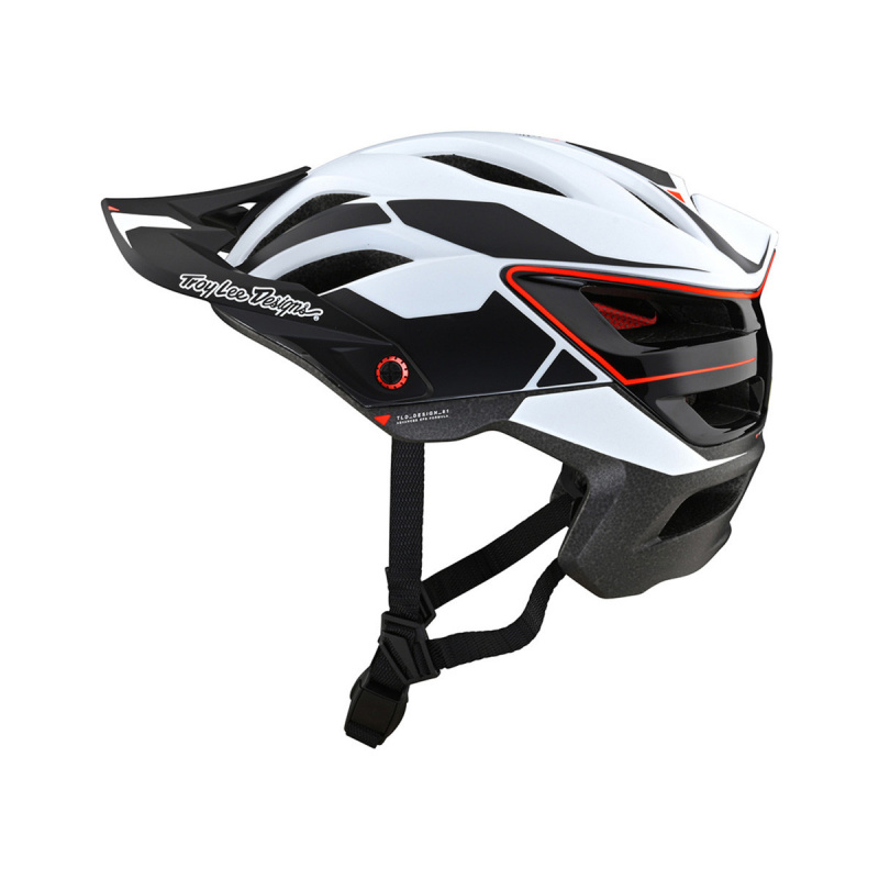 Casque TLD A3 Mips Blanc 2021 (150256)