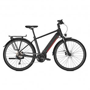 Kalkhoff 2021 Vélo Electrique Kalkhoff Endeavour 5.B Season+ 500  Noir Mat 2021 (641527101-4)