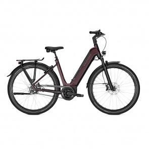 Kalkhoff 2021 Vélo Electrique Kalkhoff Image 5.B Advance+ 625 Easy Entry Rouge 2021 (641528575-7) (641528575)