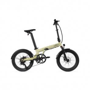 EOVOLT Vélo Electrique Pliable Eovolt Confort X Crème