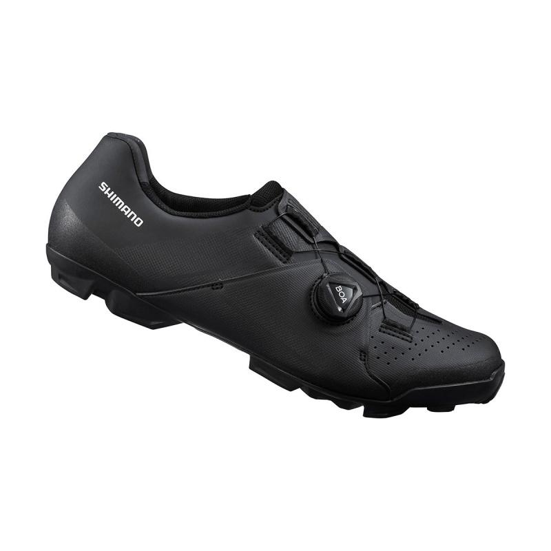 Chaussures Shimano Femme VTT XC300 Noir 2021