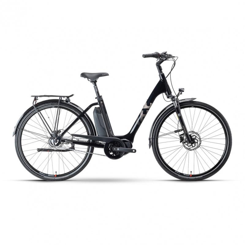 Vélo Electrique Husqvarna Eco City 2  CB 418 Easy Entry Noir/Bronze 2021 (5000010348)