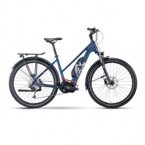 Husqvarna Vélo Electrique Husqvarna Gran Tourer 2 Lady Bleu/Rouge 2021 (5000006240)