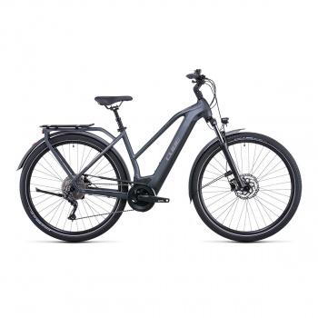 Vélo Electrique Cube Kathmandu Hybrid One 500 Trapèze Iridium/Teak 2022 (531171)