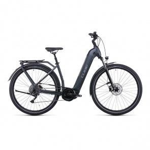 Cube 2022 Vélo Electrique Cube Kathmandu Hybrid One 500 Easy Entry Iridium/Teak 2022 (531171)