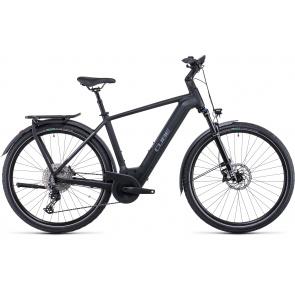 Cube 2022 Vélo Electrique Cube Kathmandu Hybrid EXC 750 Noir/Argent 2022 (531253)