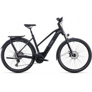 Cube 2022 Vélo Electrique Cube Kathmandu Hybrid EXC 750 Trapèze Noir/Argent 2022 (531253)