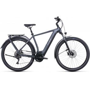 Cube 2022 Vélo Electrique Cube Kathmandu Hybrid One 625 Iridium/Teak 2022 (531172)