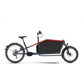 Vélo Electrique Cube Cargo Sport Dual Hybrid 1000 2021 (389350)