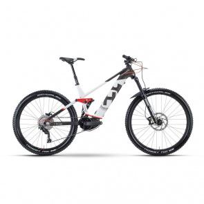 "Husqvarna VTT Electrique 29/27.5"" Husqvarna Mountain Cross 4 500 Bronze/Blanc/Rouge 2021 (4000002140)"