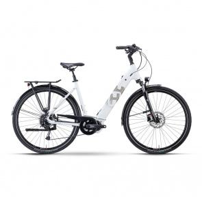 Husqvarna Vélo Electrique Husqvarna Gran City 1 500 Easy Entry Blanc/Bronze 2021 (50000084) (5000008442)
