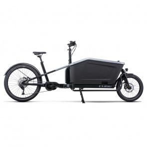 Cube 2022 Vélo Electrique Cube Cargo Sport Dual Hybrid 1000 Gris/Noir 2022 (589350)