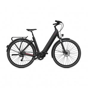 O2feel Vélo Electrique O2feel iSwan Explorer Boost 6.1 540 Easy Entry Noir Intense 2022 (5076)
