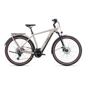 Vélo Electrique Cube Kathmandu Hybrid Pro 625 Désert/Orange 2022