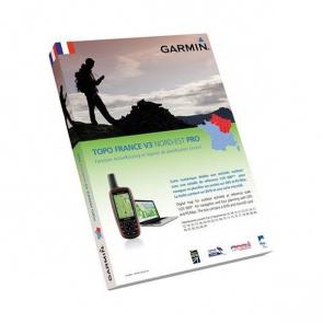 Garmin Carte Pour GPS Garmin Pro France Nord-Est Pack Carte Micro SD + DVD