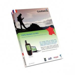Garmin Carte Pour GPS Garmin Pro France Entière Pack Carte Micro SD + DVD