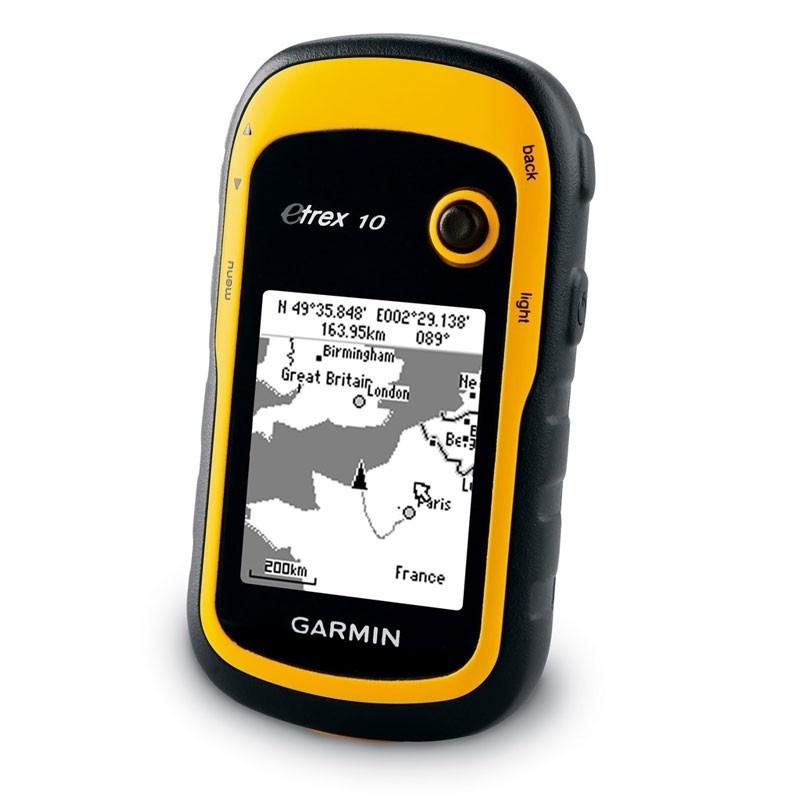 GPS Garmin Etrex 10 Bundle