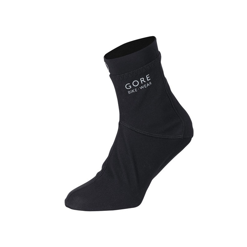 Chaussettes Gore Bike Wear Universal WindStopper Noir