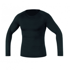 Gore Bike Wear Sous-vêtement Manches Longues Gore Bike Wear Base Layer Noir