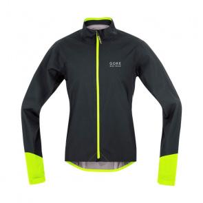 Gore Bike Wear Veste Gore Bike Wear Power GT AS Noir/Jaune Neon