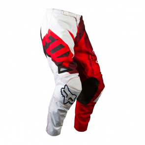 Fox Pantalon Fox 180 Vandal Rouge