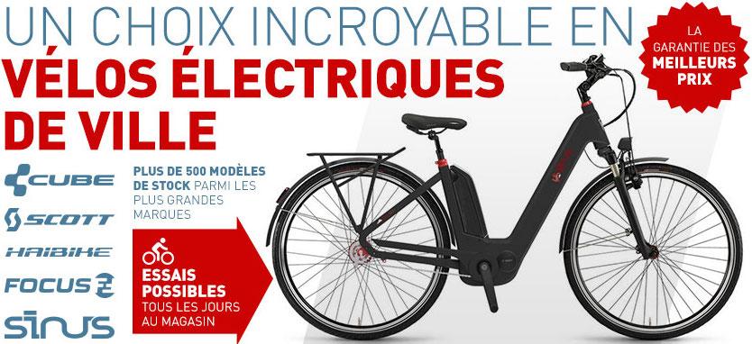 Vous souhaitez tester un vélo électrique ?