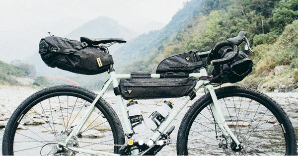 Une offre complète d'articles pour le bikepacking