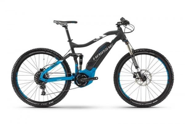 Sortez des sentiers battus au guidon du Haibike SDuro FullSeven 5.0 ! Votre E-Bike Expert Barracuda vous présente ce VTTAE.