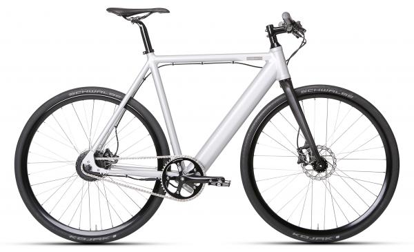 De ultieme e-bike voor flitsende ritten door de stad