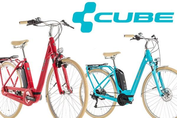 Ajoutez couleur et fun à votre quotidien avec les vélos électriques Cube Elly Hybrid
