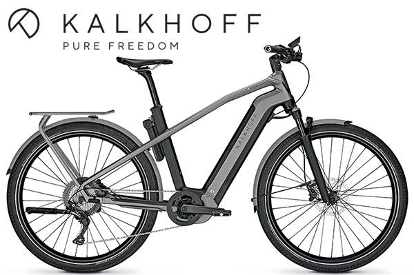Spotlight sur le Kalkhoff Endeavour 7
