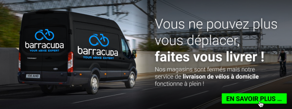 Votre nouveau vélo électrique, directement chez vous !