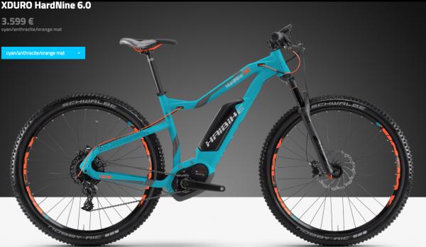 Haibike, toonaangevend in e-bikes!