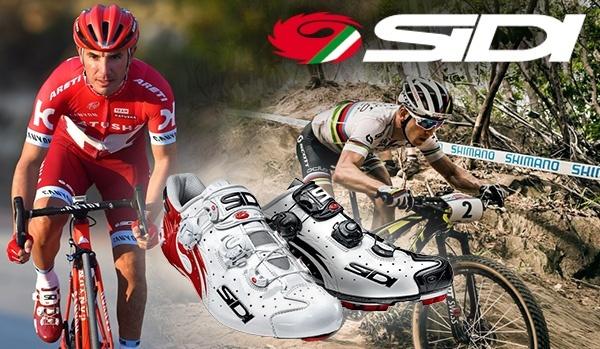 Sidi, Italiaans topcomfort voor uw voeten!