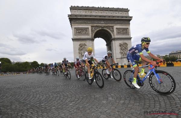 Wanty-Groupe Gobert rijdt de Tour uit met alle 9 renners!