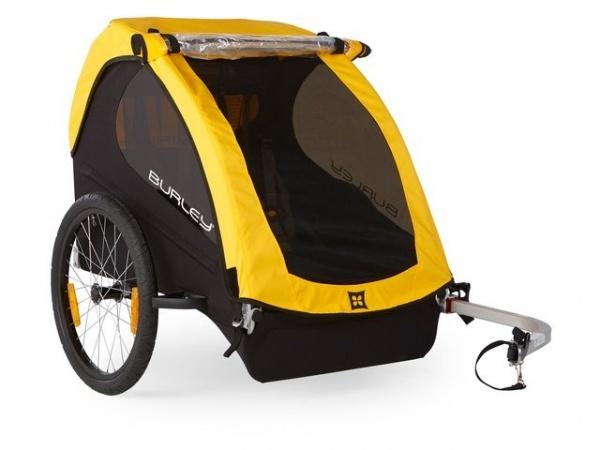 Deel uw fietsplezier met de allerkleinsten in een fietskar!