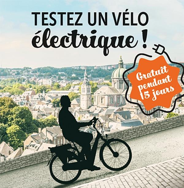 Testez gratuitement un vélo électrique pendant 15 jours !