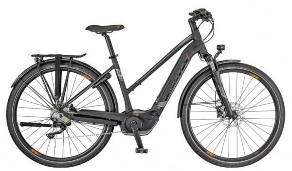 De adembenemende nieuwe Scott e-bikes!