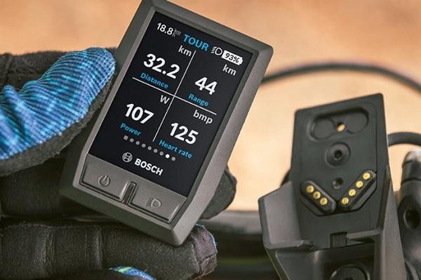 Het nieuwe Bosch Kiox display nu te bewonderen bij Barracuda